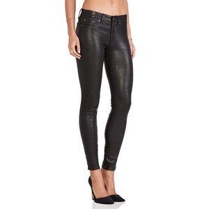 rag & bone Jeans - Rag & Bone Skinny Leather Pants Size 28